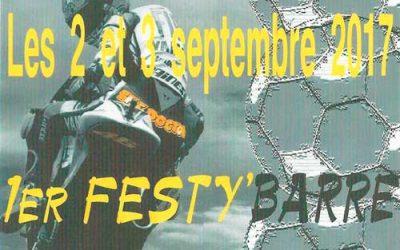 L'Association Charline au Festy'Barre
