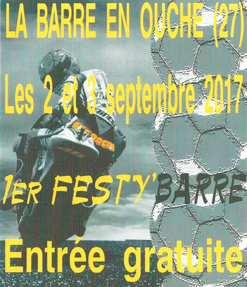 L'Association Charline au Festy'Barre